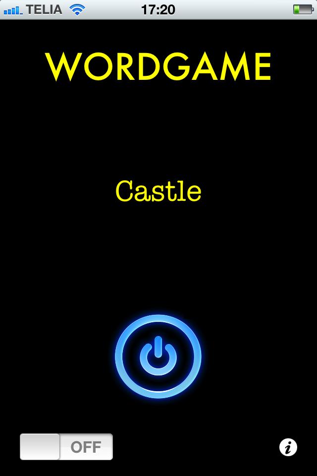 Screenshot Word-Game
