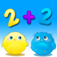 2 Plus 2 Fun Math School Game